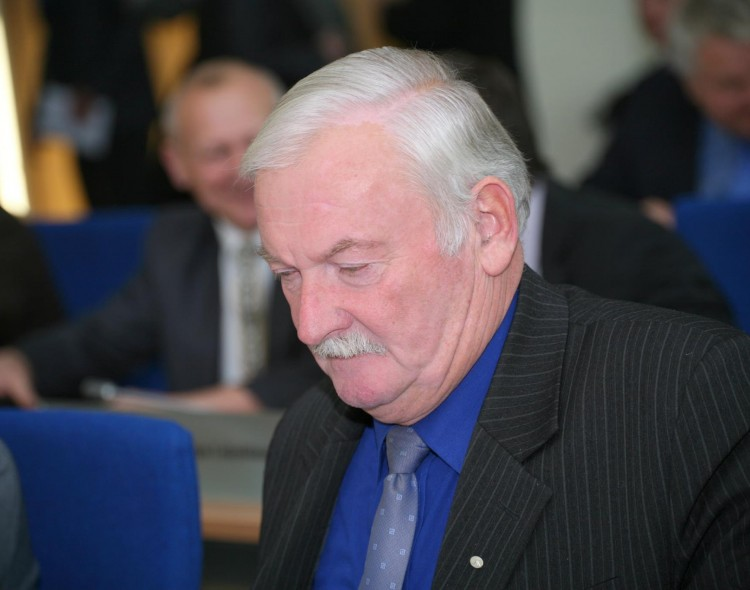 Sveikinimas Rokiškio vicemerui