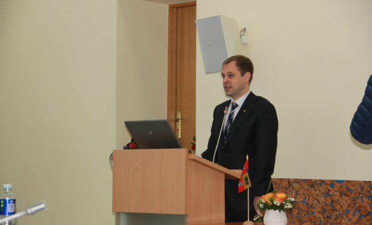 Prisiekė naujoji Rokiškio rajono savivaldybės taryba