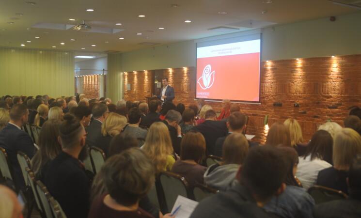 G. Paluckas: pagrindinė Lietuvos bėda – žmonės čia už viską moka du kartus