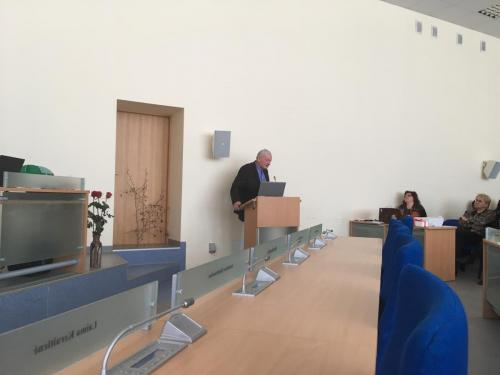 LSDP Rokiškio skyrius, Ataskaitinė konferencija 2018